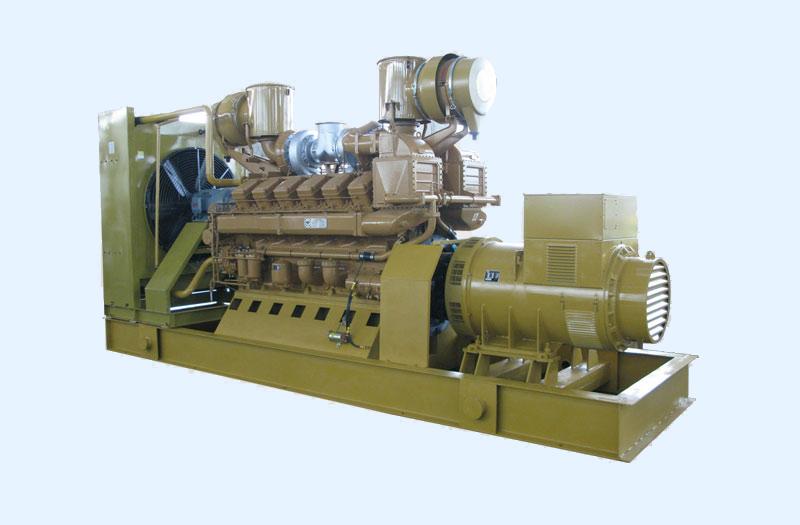 中油济柴发电机组