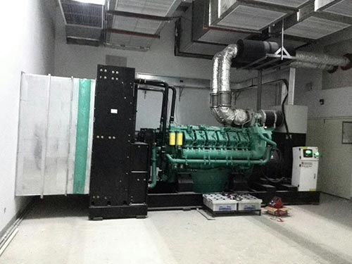 1500KW柴油发电机组