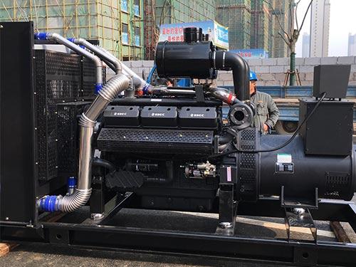 500KW柴油bobapp官网